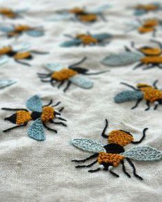 foxontherun:    (via craft idea / 19 Bee by yumikohiguchi.blog)