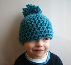 cute crochet hat for boys