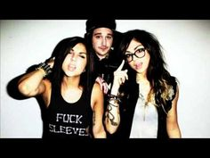 Krewella - Can't Control Myself - YouTube