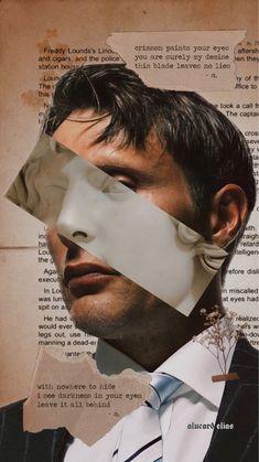 Hannibal Lecter, Nbc Hannibal, Hannibal Funny, Hannibal Tv Series, Will Graham, Hannibal Wallpaper, Hugh Dancy, Mads Mikkelsen, Pics Art