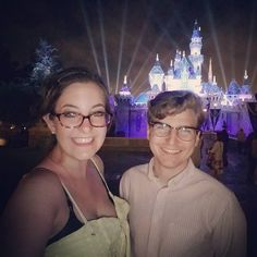 When the castle is one of your favorite places and you get to see your best friends for two magical days. #disney #disneyland #diamondcelebration #dapper #dapperday #sleepingbeautycastle #dlrcpfall15 #disneycollegeprogram by nutmeggars