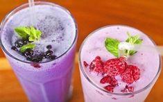 10 tipů na osvěžující koktejly, které Vám jistě zachutnají. Stačí si vybrat oblíbené ovoce a ochutnat. Na zdraví!