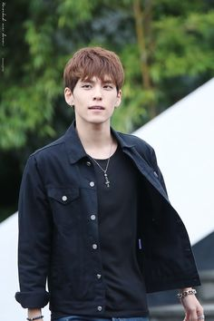 Wonpil ♡ Never give up on the lovely things that make you happy ♡