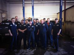 Our handsome mechanics #cars #airdrie