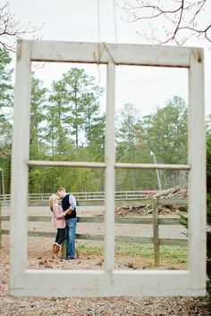 Andru Loyd Blog - Country Chic Engagement Pictures