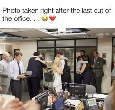 The Office Memes The Office Finale, The Office Show, The Office Last Episode, The Office Love Quotes, Best Of The Office, The Office Jim, The Office Dwight, Office Jokes, L Office
