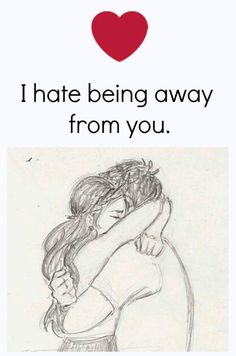 25 Romantic Quotes For The Lover In You. We have 25 romantic love quotes and romantic quotes that every couple will appreciate and adore. Soulmate Love Quotes, Cute Quotes For Life, I Miss You Quotes, Love Quotes With Images, Bae Quotes, Love Quotes For Her, Romantic Love Quotes, Love Yourself Quotes, Boyfriend Quotes