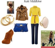 """""""Casual Kate"""" by ashley-pearman on Polyvore"""