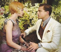 Leonardo DiCaprio - The great gatsby