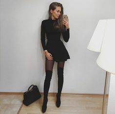 date night outfits over 50 Night Out Outfit, Night Outfits, Cute Casual Outfits, Chic Outfits, Bar Outfits, Vegas Outfits, Winter Fashion Outfits, Autumn Fashion, Fashion Black