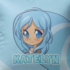 199f408ddcf4 Discover Katelyn Pillow T-Shirt from Aphmau®