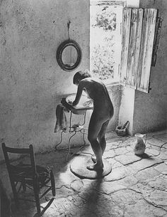 Willy Ronis  - Nu provençal