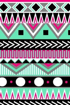Tribal iPhone Wallpaper