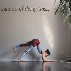 Dancer Workout, Gymnastics Workout, Gym Workout Videos, Gym Workout For Beginners, Bungee Workout, Yoga Handstand, Handstands, Yoga Moves, Pilates Yoga