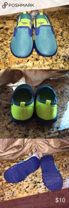 Oshkosh Jet2-B Water shoe Great water shoe....size 8 toddler boy, never worn. Osh Kosh Shoes Sandals & Flip Flops