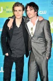 Sexy Salvatore brothers