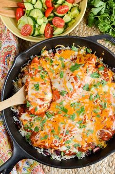 Slimming Eats Low Syn Spicy Mexican Chicken and Rice - gluten free, slimming world and weight watchers friendly Mexican Food Recipes, Diet Recipes, Chicken Recipes, Cooking Recipes, Healthy Recipes, Ethnic Recipes, Diet Meals, Top Recipes, Mexican Dishes