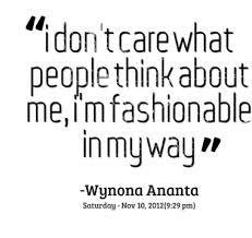 quotes about fashion - Hledat Googlem