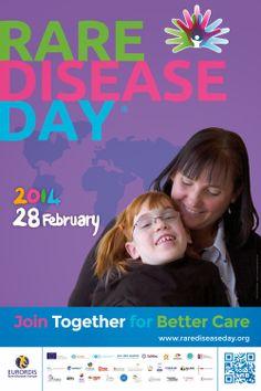 #MUN2asociacion: Día Mundial de las Enfermedades Raras #DíaMundialEnfermedadesRaras #28F