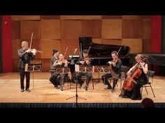 Ernest Chausson - Concert for piano, violin and string quartet | 4. Finale: Tres animé - YouTube