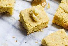 Gran's Cornbread with Honey Butter