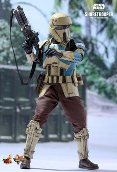 Hot Toys : Rogue One: A Star Wars Story - Shoretrooper 1/6th scale Collectible Figure
