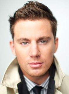 My 50 Shades of Grey: Channing Tatum is sooo my Christian Grey!
