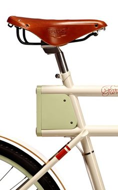 FARADAY . The ultimate electric propelled utility bicycle