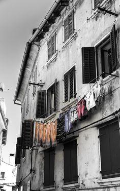 Washday in the Mediterranean
