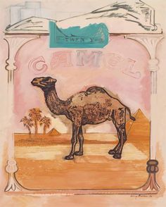 Larry Rivers (1923-2002), Beyond Camels