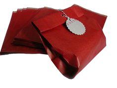 Papiertüten - 24 Papiertüten rot, 15x21cm - ein Designerstück von Kirschblueten-Tsunami bei DaWanda