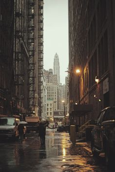 Chicago downtown.  Chicago my hometown born & raises