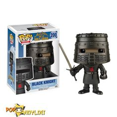 black knight monty python POP!
