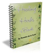 Healing Herbs eBook - Free!