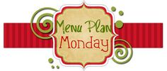 Great ideas for weekly menu planning