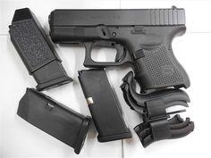 """Glock 26 Gen 4 9MM 10+1 3.46"""" NEW"""