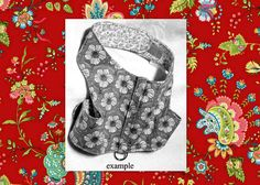 Small dog harness reversible adjustable handmade Custom pets clothing soft and secure in cotton