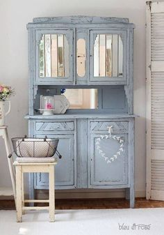 Muebles vintage y shabby chic on pinterest shabby chic - Muebles shabby chic ...