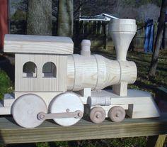 Toy Train Engine