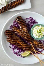 30-Minute Mongolian Beef Recipe | Just a Taste