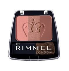 Rimmel Lasting Finish Blendable Powder Blush &  Highlighter Spring Flower by Rimmel. $1.28. Allows you to customize your look. Three shades in the same pan. Provides a general healthy look effect. 3 shades in the same pan to achieve different looks.  Use the shades altogether by sweeping the surface for a general healthy look effect.  Combine the different shades by 3 or 2 and mix them to personalize your shade.