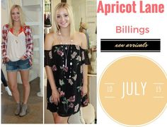 July New Arrivals!
