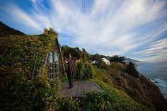 Esalen Institute, Big Sur, California Best Yoga Retreats 2013: 8 Wellness Centers To Visit In The U.S. (PHOTOS)