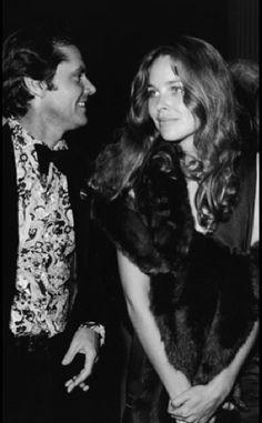 Jack Nicholson & Michelle Phillips