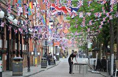 Canal Street Manchester - A diverse city