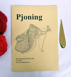 Pjoning, Norwegian for Slip Stitch Crochet
