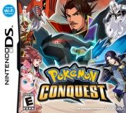 Pokemon Conquest - This is what is making my boy's vacation perfect right now.