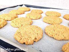 Domácí zdravé sušenky