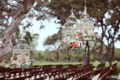 Hängende Dekorationen für Ihre Hochzeit Image: 14