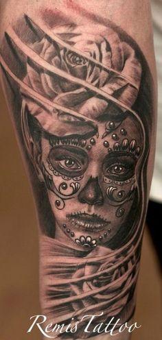 Remis Tattoo Is Amazing - St-Ink Tattoo Blog